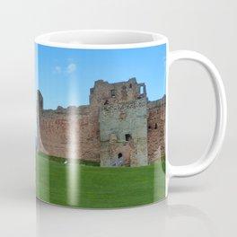 Bass Rock from Tantallon Castle, North Berwick, Scotland Coffee Mug