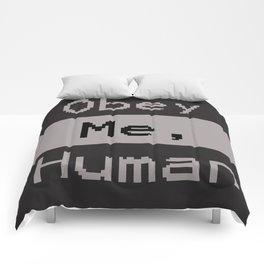 Obey Me, Human Comforters