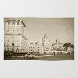 Eternal City (Plaza Venezia) Rug