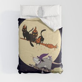 Witches' Familiars? Comforters