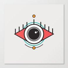 The Seeing Eye Canvas Print