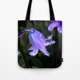 Bluebell Bling Tote Bag