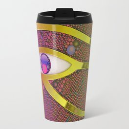 Eye of Ra Travel Mug