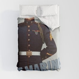 Ready -- Join U.S. Marines Comforters