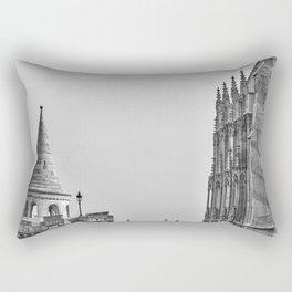 Fisherman's Bastion. Rectangular Pillow