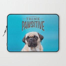 think PAWsitive Laptop Sleeve