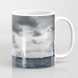 blue river Coffee Mug