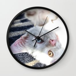 Beautifully Odd  Wall Clock