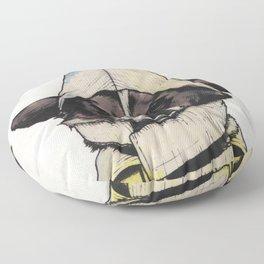 Banana Dog Floor Pillow