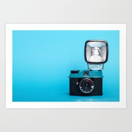 Diana Mini + Flash Art Print