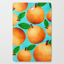 Orange You Happy? Cutting Board
