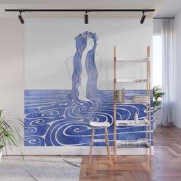 Kymodoke Wall Mural
