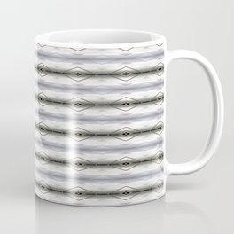 Electric Flow Iron Pattern Coffee Mug