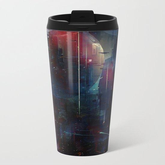 Back to Omega Centauri Metal Travel Mug