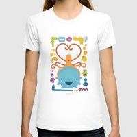 best friends T-shirts featuring Best Friends by Piktorama