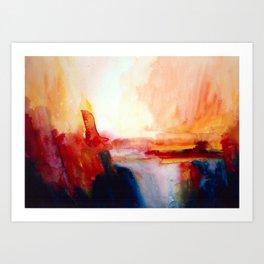 'Sublime' Art Print