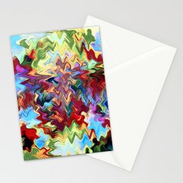Colorful Possibilities Stationery Cards