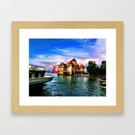 Swiss Framed Art Print
