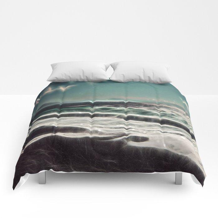 Enchanted sea Comforters