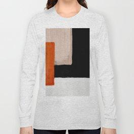 abstract minimal 14 Long Sleeve T-shirt