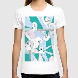 Looking Around T-shirt