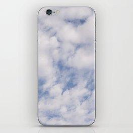 Strato Cumulus Clouds iPhone Skin