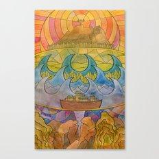 Covenant Canvas Print