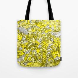 We Love Books Tote Bag