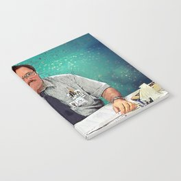 Milton - Office Space Notebook