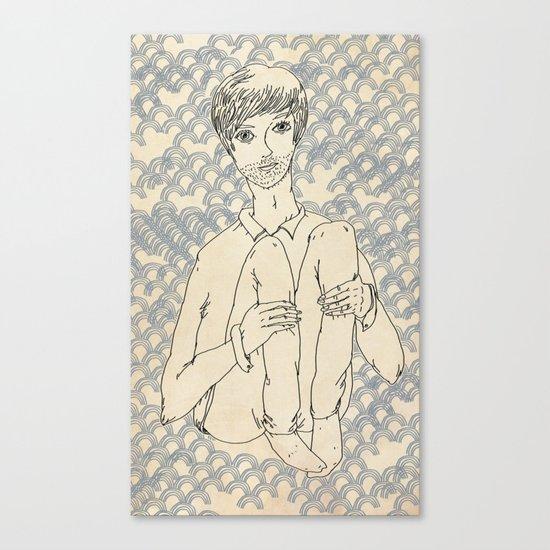 Brian Canvas Print