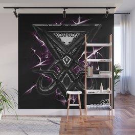 Luciferi sigil Wall Mural