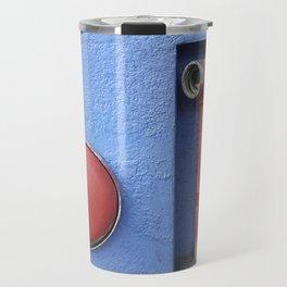 In Case of Fire Travel Mug