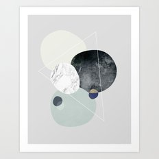 Graphic 89 Art Print
