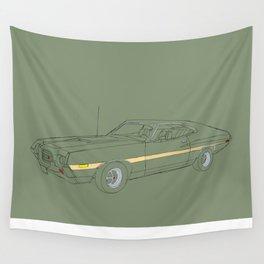 Gran Torino Wall Tapestry