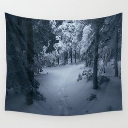 Winter in the Whites Wall Tapestry