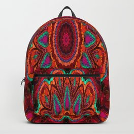 Kaleidoscope for moments of relaxation Backpack