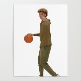 Lamelo Ball Poster