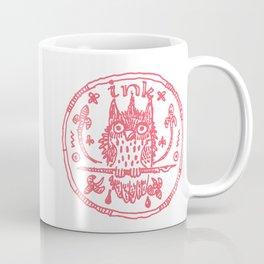 Owl Ink Coffee Mug
