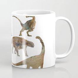 Dinosaurs Creation Coffee Mug