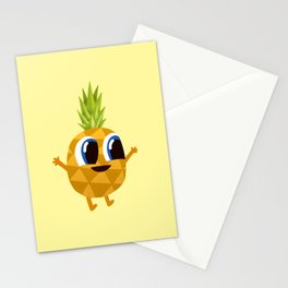 Ananas Pineapple Stationery Cards
