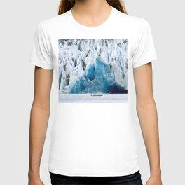 Ride to the Alaskan Glacier T-shirt