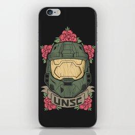 Halo UNSC iPhone Skin