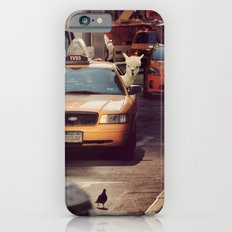 A LAMA IN NEW YORK ***  NEVER STOP EXPLORING VIII  iPhone 6 Slim Case