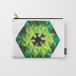 Forest Hues Carry-All Pouch