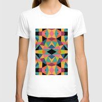 kaleidoscope T-shirts featuring Kaleidoscope by Andy Westface