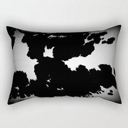 Skins #2 Cow Rectangular Pillow