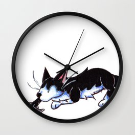 Sharknip Wall Clock