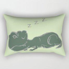 DINOSNORE Rectangular Pillow