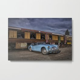 Classics MG And Pullman Metal Print