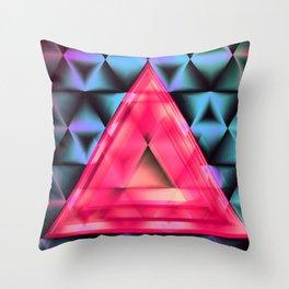Rubin stone Throw Pillow